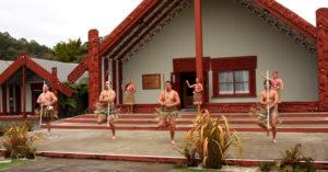 毛利族文化村