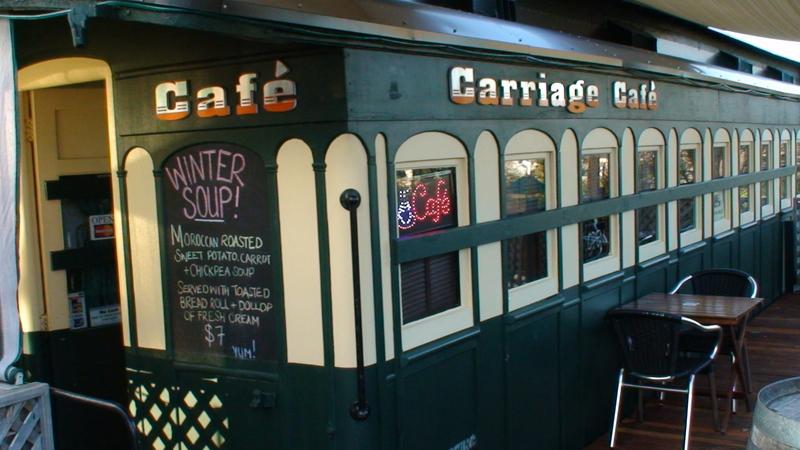 小火车咖啡